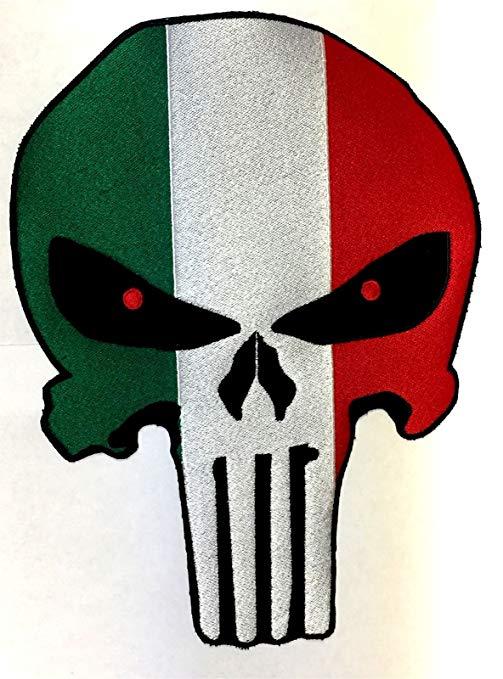 Italian Flag Drawing