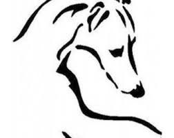 252x200 Image Result For Greyhound Line Drawing Italian Greyhounds