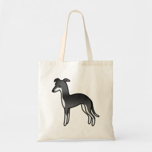 307x307 Black And White Italian Greyhound Gifts On Zazzle Ca