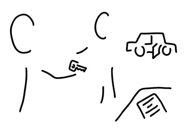 600x423 Hand Drawn Drawings