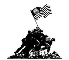 236x206 Best Iwo Jima Motif Images In Iwo Jima, Image, Marine Corps
