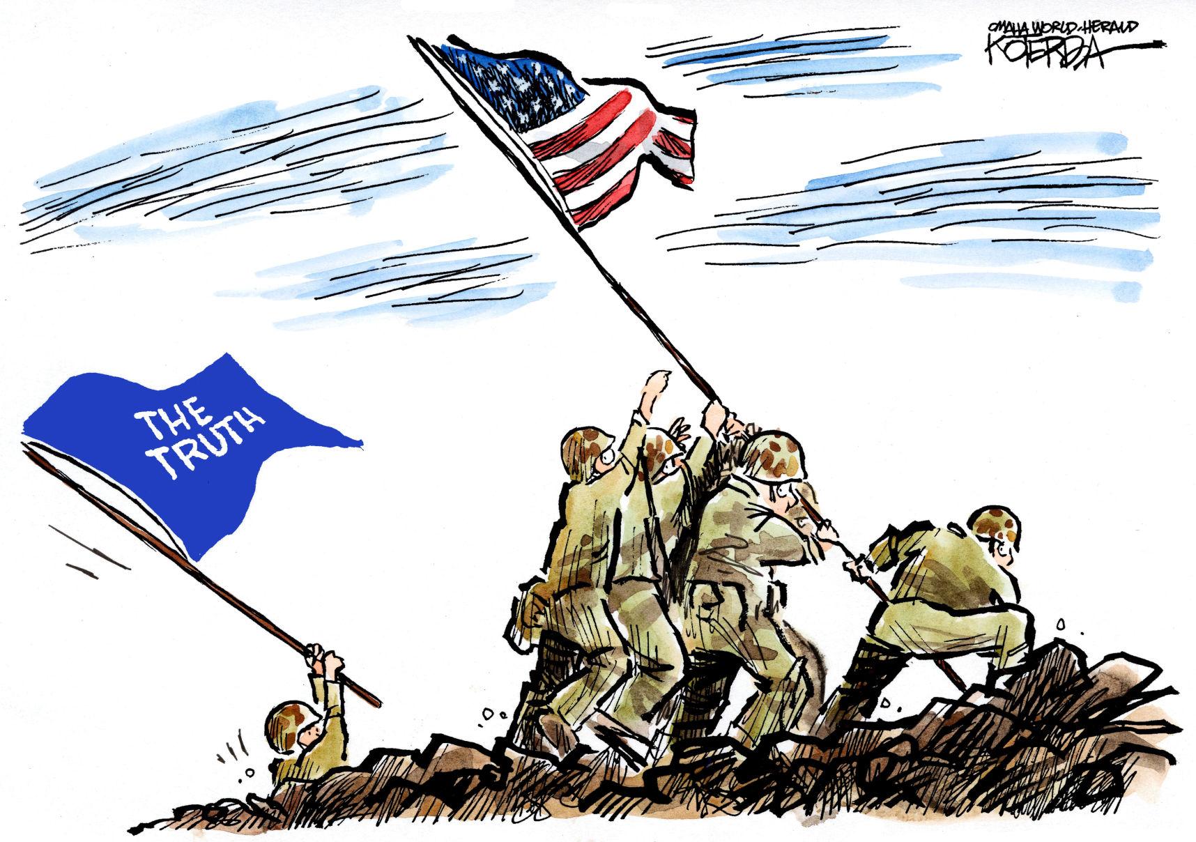 1716x1208 World Herald Editorial Iwo Jima Photo Revelation Reminds Us That
