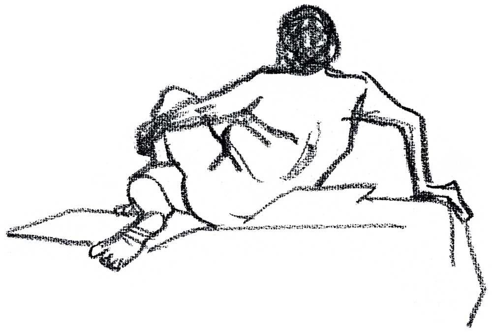 1000x675 Kardos Monday Evening Life Drawing Session