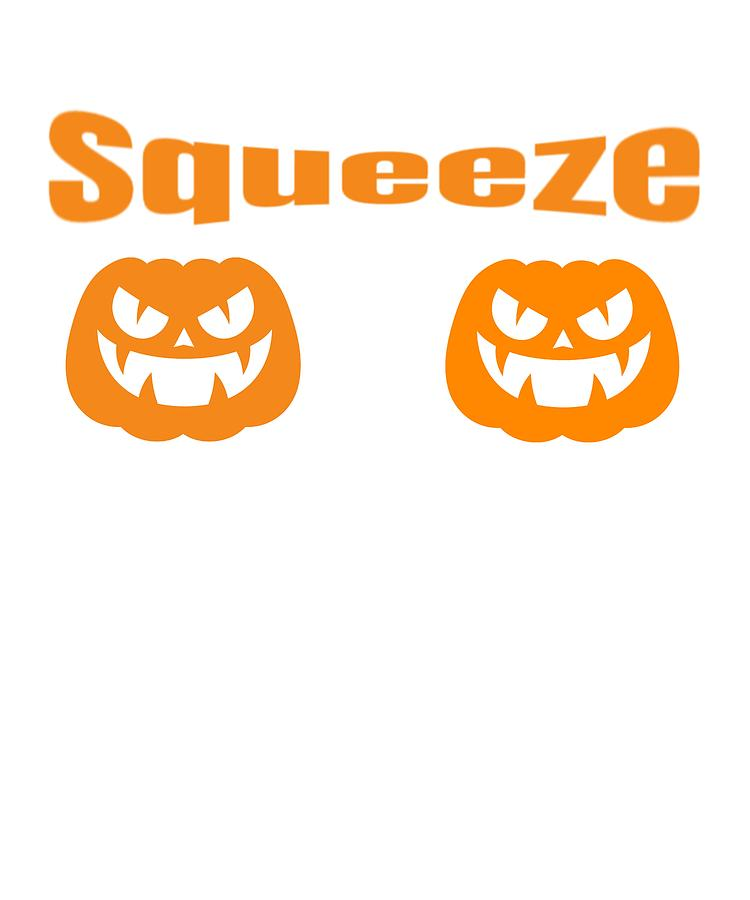 750x900 Halloween Jack O Lantern Dont Squeeze Pumpkins Drawing