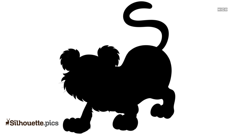934x534 Baby Jaguar Silhouette Drawing Silhouette Pics