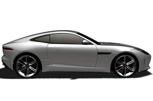 530x350 Jaguar F Type Drawings Leaked