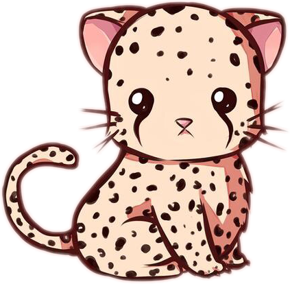 423x414 Collection Of Free Jaguar Drawing Cute Download On Ui Ex