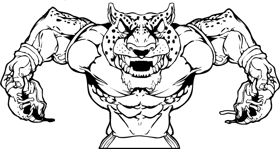 978x522 Football Drawing Jaguar For Free Download