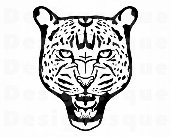 570x456 leopard leopard jaguar leopard clipart etsy