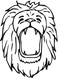 236x318 Amazing Lions Images Drawings, Lion, Illustrations