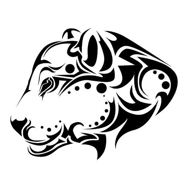 610x610 Jaguar Tribal Tattoos For Men Ideas And Designs