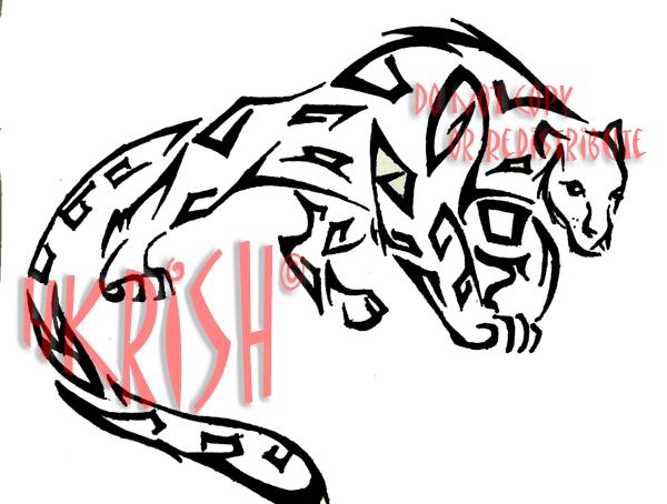 600x454 Best Jaguar Tattoos Design And Ideas