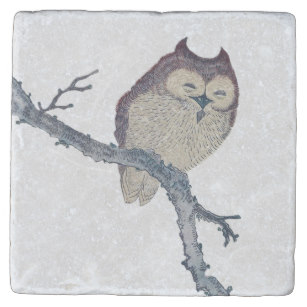 307x307 Japanese Bird Drawing Drink Beverage Coasters Zazzle Ca