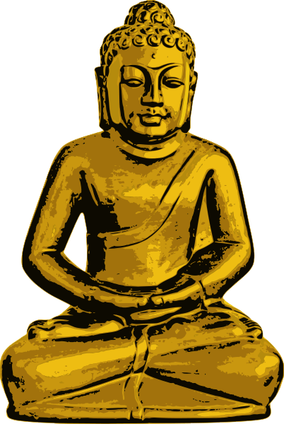 402x600 Collection Of Free Buddha Vector Japanese Download On Ui Ex