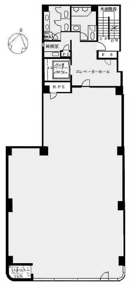 459x980 Kudankita Building Officenavi Coltd Japan's One