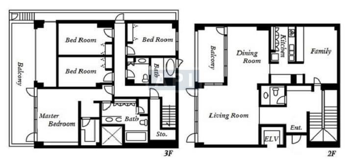 710x326 Luxurious Apartment House List Shinagawa Ku Apartments Tokyo