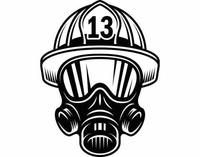 700x549 Fire Drawing Mask For Free Download