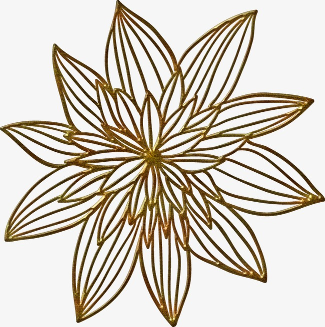 650x655 Japanese Line Drawing Flowers, Line Clipart, Japan, Breeze Png
