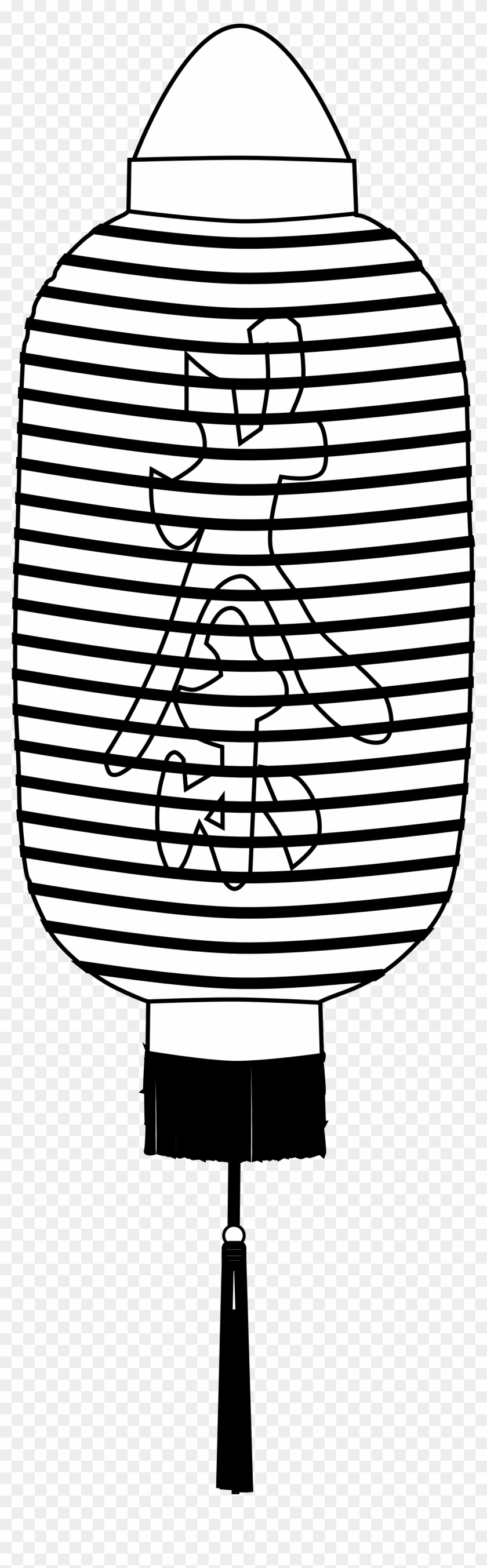 840x2705 chinese lantern chinese lantern black white line chinese