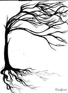 236x321 japanese ink drawings japanese tree, japanese koi