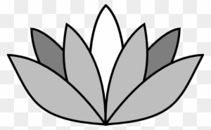 300x185 Lotus Flower Drawing Easy For Kids