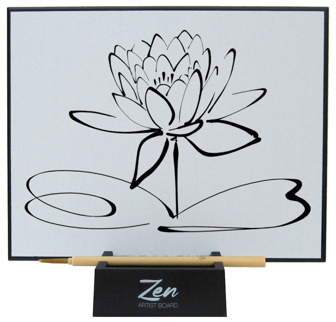 1084x1038 Zen Artist Board, Paint With Water Relaxation