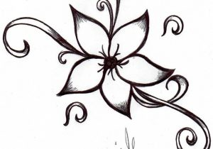 300x210 Drawings Of Japanese Flowers Lotus Flower Drawing