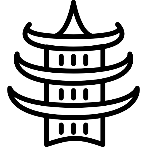 512x512 Temple Icon