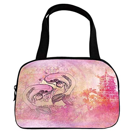 425x425 Polychromatic Optional Small Handbag Pink, Japanese