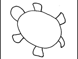 257x196 Image Result For Simple Tortoise Drawing Images Printables
