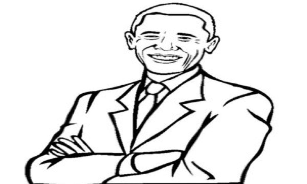 1038x623 Obama Coloring Pages Natashamillerweb Book Mario Ocean Comic