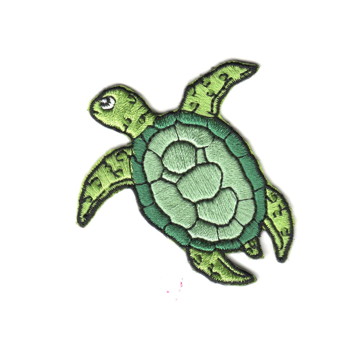 1181x1181 Sea Turtle Iron On Sticker Patch Pewpewpatches