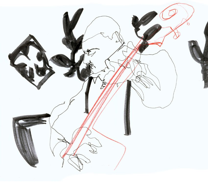 850x744 Jazz Art