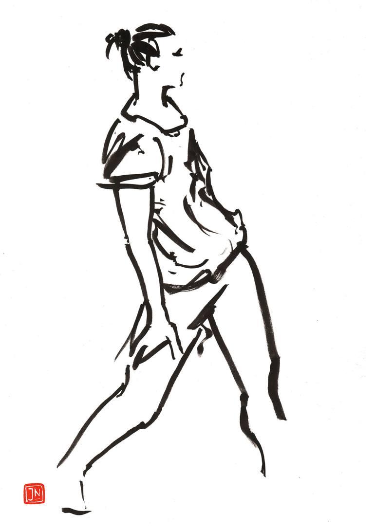 770x1089 Jazz Dancer