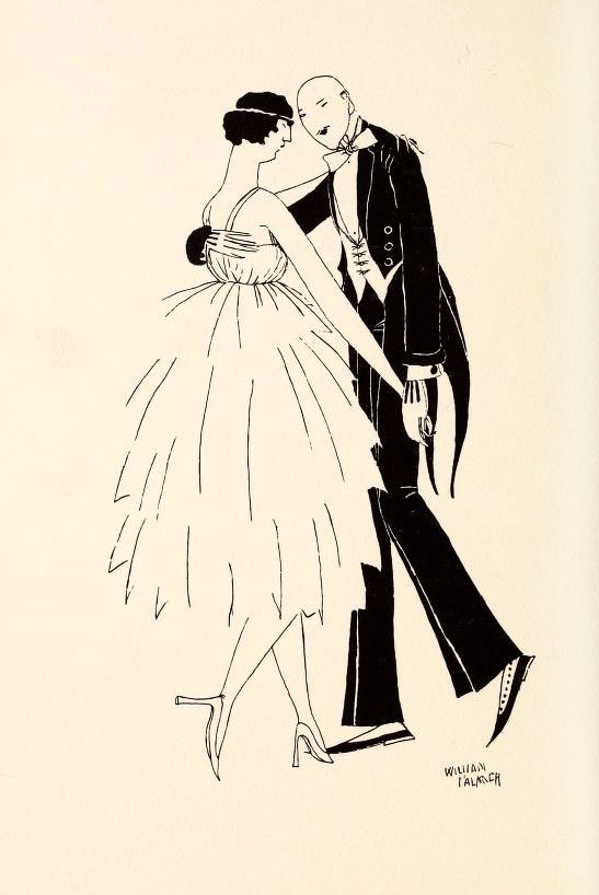 547x818 William Faulkner's Little Known Jazz Age Drawings, With A Side