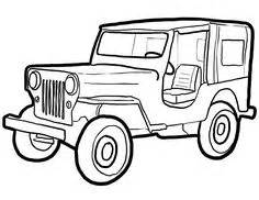 236x182 Jeep Clip Art Black And White Detailing