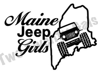 340x270 Jeep Girls Decal Etsy