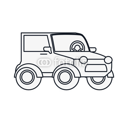 400x400 Car Jeep Isolated Icon Buy Photos Ap Images Detailview