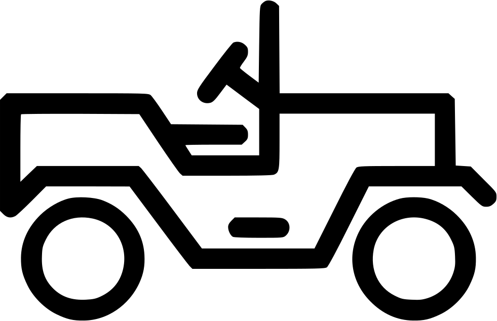981x634 Collection Of Free Jeep Line Drawing Download On Ui Ex