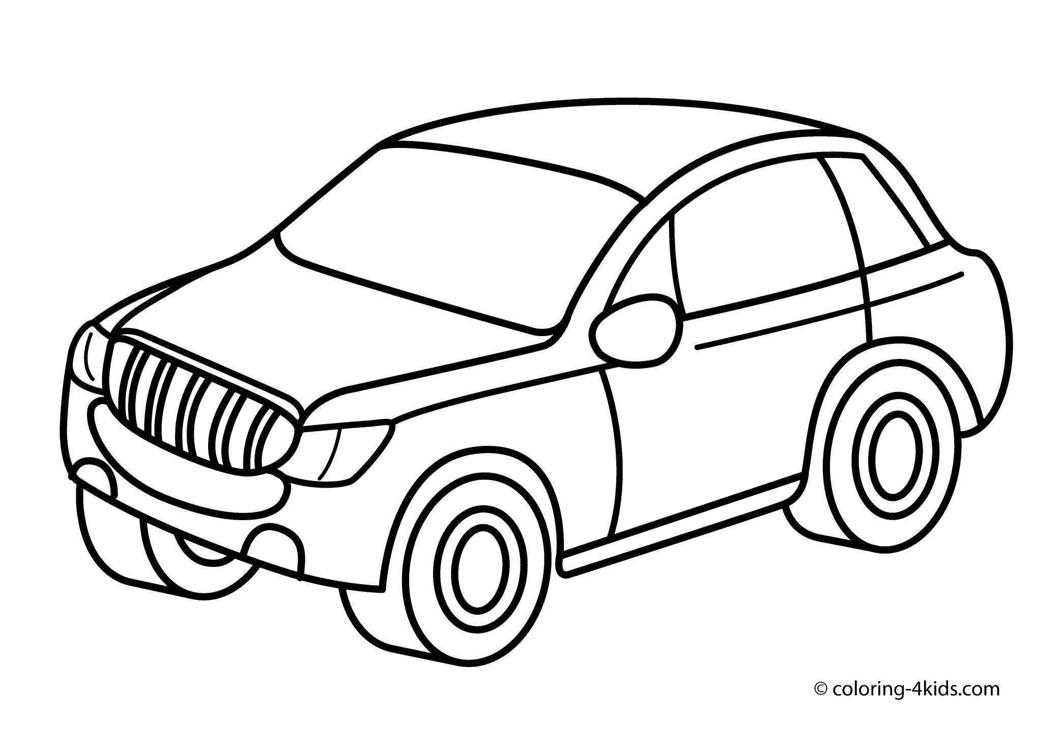 2079x1483 Coloring Pages Jeep Car Transportation Coloring Pages For Kids