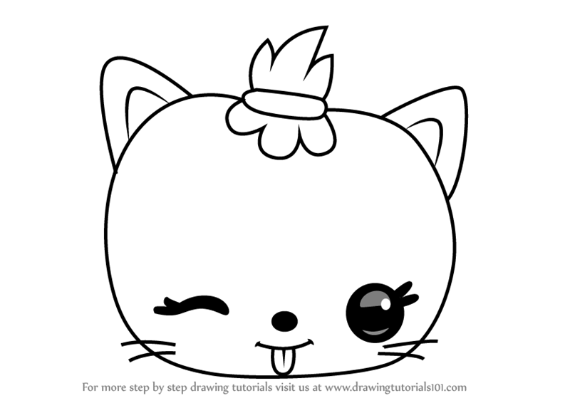 800x566 Learn How To Draw Mallow Jelly From Num Noms