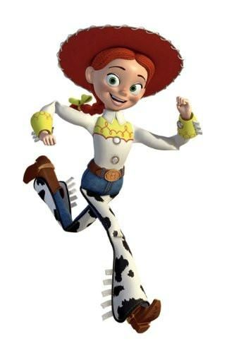 322x500 toy story jessie giant wall decal in disney toy story