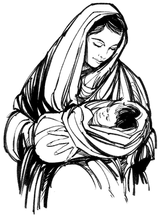 Jesus Art Drawing
