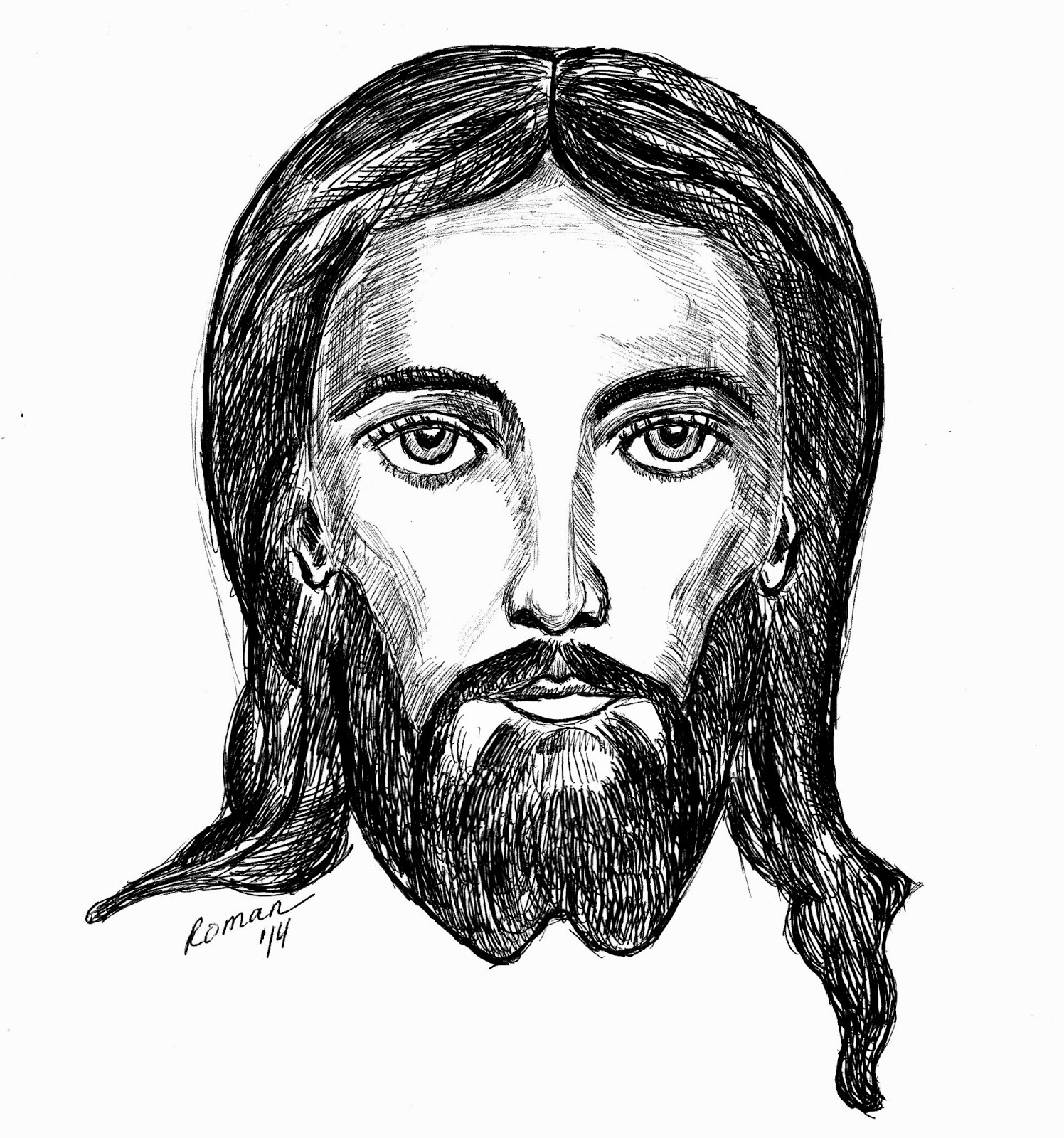 1496x1600 spiritual health and living my drawings of jesus