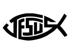 Jesus Fish Drawings