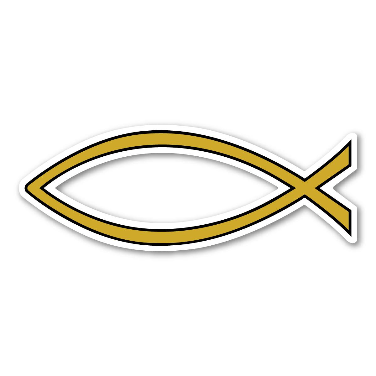1200x1200 gold plain fish mini magnet magnet america