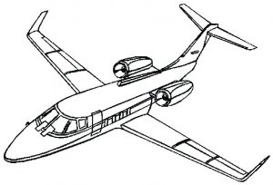 300x204 plane coloring pages jet plane coloring pages donald duck