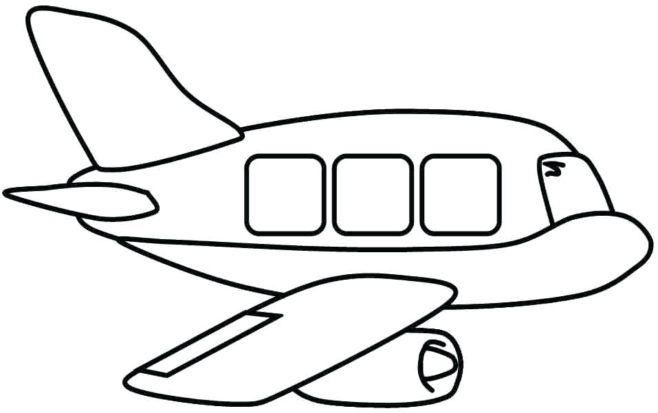 957x601 plane colouring pages coloring pages of aeroplane plane coloring