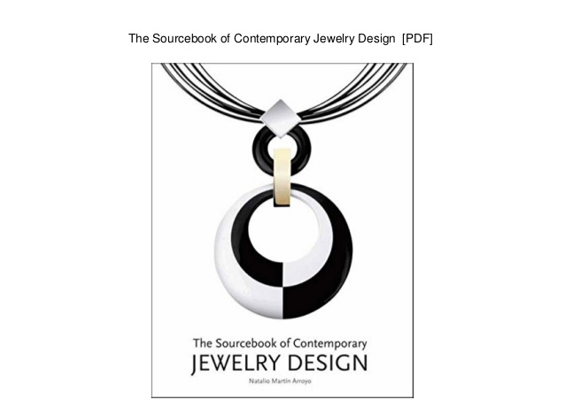 638x451 The Sourcebook Of Contemporary Jewelry Design