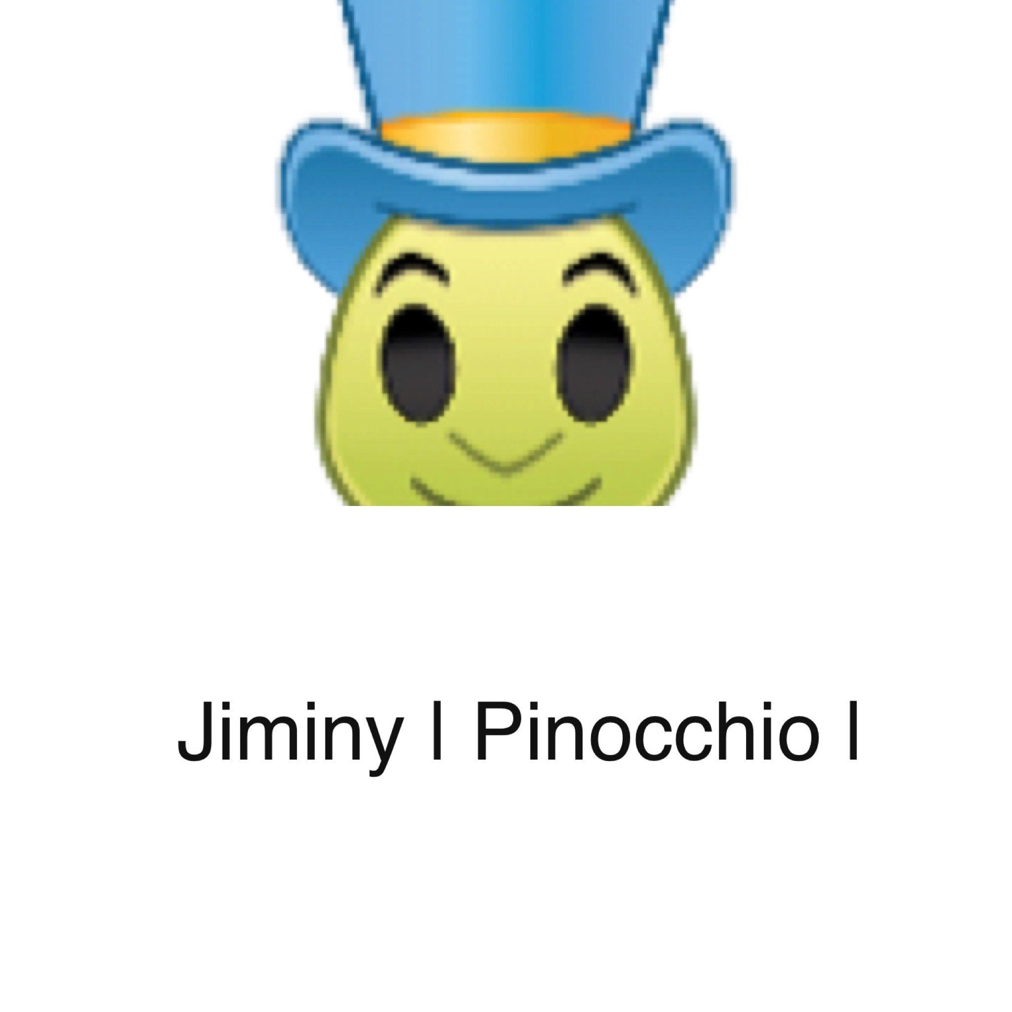 2048x2048 my disney emoji jiminy cricket disney emoji blitz emoji